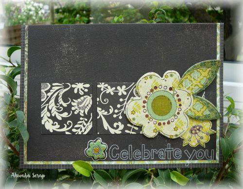 carte Celebrate you