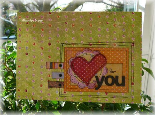 Carte for you